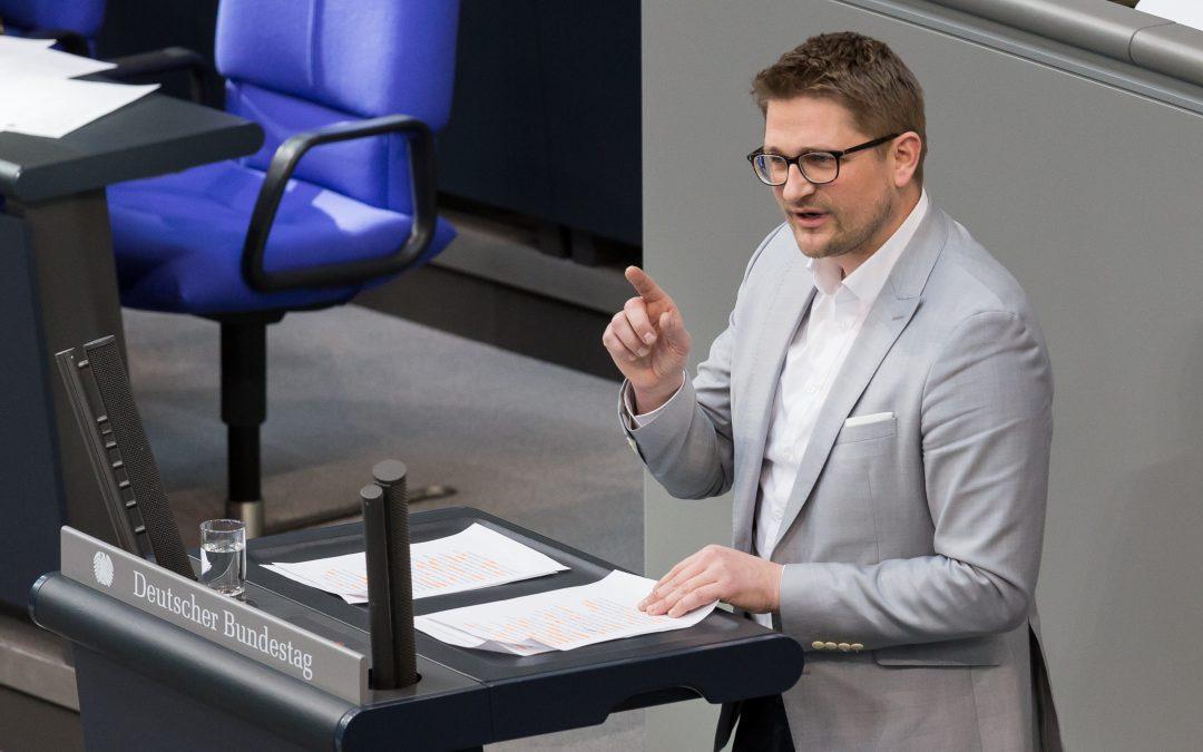 """Bundestagsrede zur Einsetzung einer Enquete-Kommission """"Afghanistan"""""""