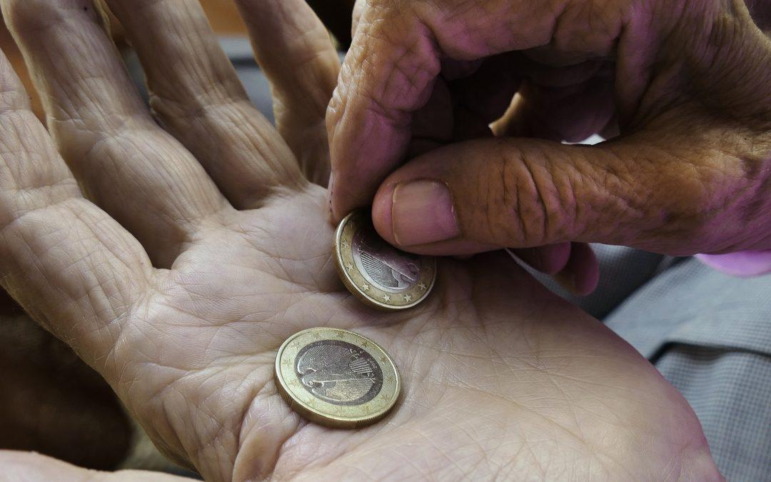Niedrige Renten – Schluss mit Flickschusterei